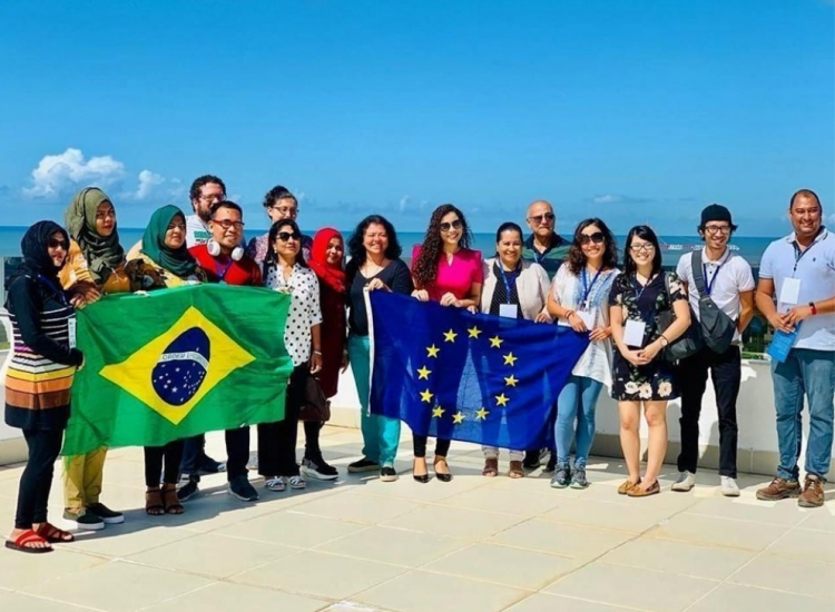 GLOBUS - Transnational meeting in Brasil